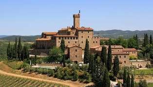 Castello Banfi, Italy